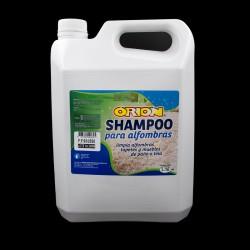 Shampoo para Alfombras